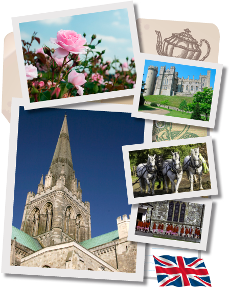 Chichester, Arundel and the surrounding South Downs area
