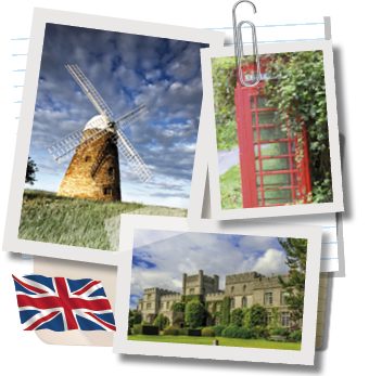 Halnaker windmill, Arundel Castle and the surrounding South Downs area